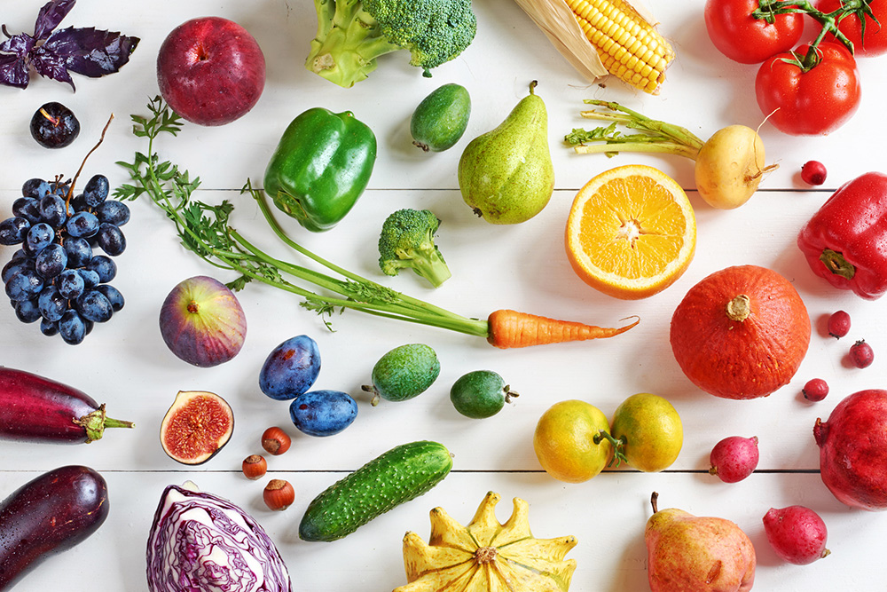 How eating vegetables can benefit your health