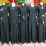 Different types of abaya fabrics