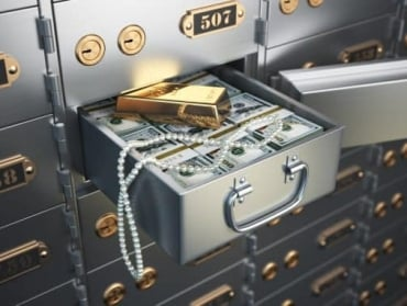 Things to keep and not keep in safe deposit boxes